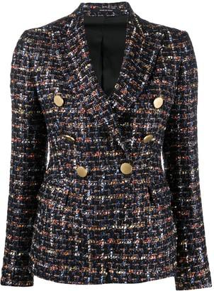 Tagliatore Alicya double breasted blazer