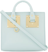 Sophie Hulme Mini box leather Albion tote