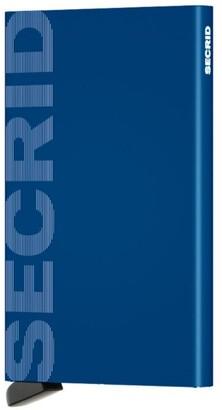 Secrid Metal Embossed Cardprotector