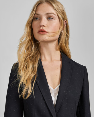 Ted Baker Spotted Suit Jacket