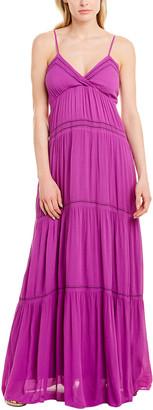 BA&SH Nadja Maxi Dress