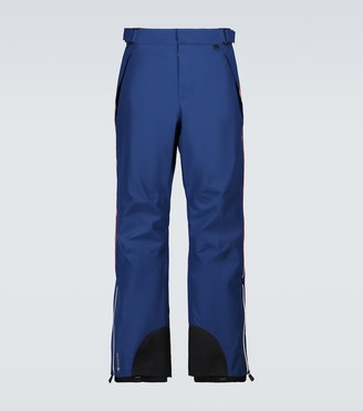 MONCLER GRENOBLE Technical fabric pants