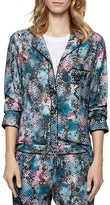 Zadig & Voltaire Tacha Printed Shirt