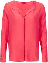 HUGO Women's Elley Blouse Bright Pink