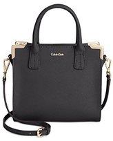 Calvin Klein Saffiano Mini Tote Bag