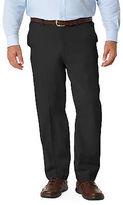 Canyon Ridge Waist-Relaxer Flat-Front Pants Casual Male XL