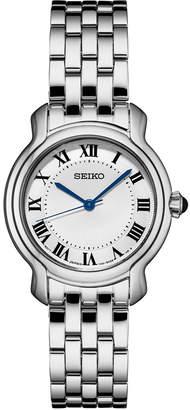 Seiko Women Essential Stainless Steel Bracelet Watch 29mm
