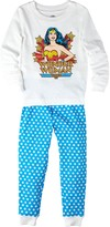 Intimo Wonder Women PJ Set (Baby & Toddler Girls)