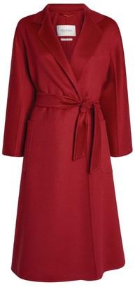 Max Mara Wrap-Around Cashmere Coat