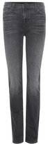 J Brand Maria High Rise Straight Jeans