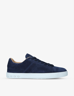 Tod's New Mod Sport suede low-top trainers