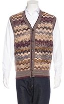 Missoni Wool-Blend Sweater Vest