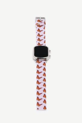 Ardene Monarch Butterfly Digital Watch