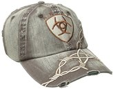 Ariat Men's Distresed Barbed Wire Hat