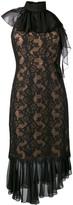 Three floor Ruffella dress