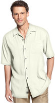 Tommy Bahama Men's Short-Sleeve Catalina Twill Shirt, Only at Macy's