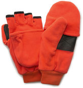 Asstd National Brand QuietWear Insulated Fleece Flip-Top Gloves