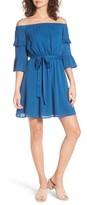 Dee Elly Women's Ruffle Off The Shoulder Dress