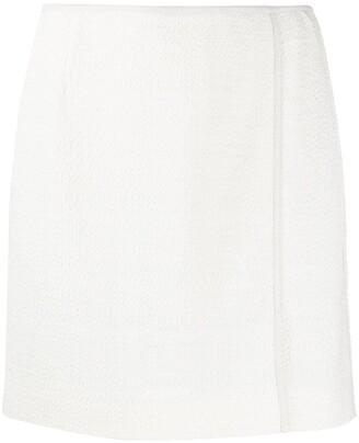 Nanushka Asun high-waisted mini skirt