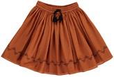 Ketiketa Dolma Embroidered Skirt
