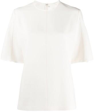 Victoria Victoria Beckham Contrast Collar Blouse
