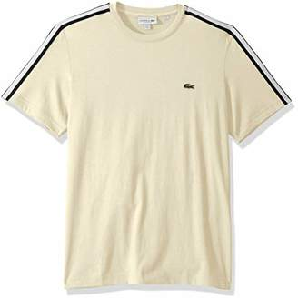 Lacoste Men's Short Sleeve Jersey TEE Shirt