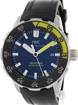 IWC Aquatimer IW3568-10 Stainless Steel & Rubber 44mm Watch