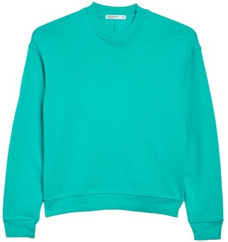 Stateside French Terry Drop Shoulder Sweater