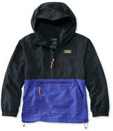 L.L. Bean Kids' Mountain Classic Anorak, Colorblock