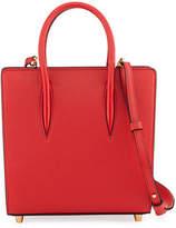 Christian Louboutin Paloma Small Spike Leather Tote Bag