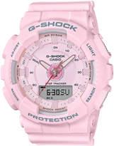 G-Shock Women's Analog-Digital Pink Strap Watch 50mm