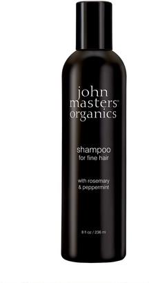 John Masters Organics Shampoo For Fine Hair With Rosemary & Peppermint 236Ml