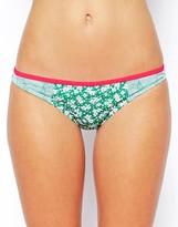Piha Tribal Mix Hipster Bikini Bottom