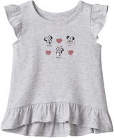 Disney's Minnie Mouse Baby Girl Graphic Ruffle-Hem Tee by Jumping Beans®