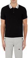 Moncler Men's Cotton Piqué Polo Shirt
