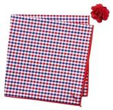 Alara Union Pocket Square & Lapel Pin Set