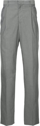 Gieves & Hawkes Tailored Fitted Trousers