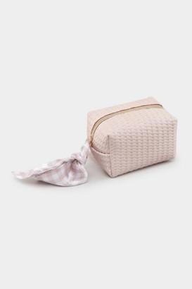 Pinch Provisions Minimergency Kit in Blush Basket-weave
