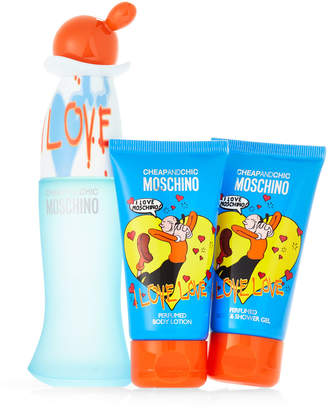 Moschino Cheap & Chic Moschino Cheap And Chic I Love Love 3-Piece Fragrance Gift Set