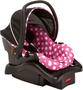 N. Disney by Dorel Light 'N Comfy Luxe Infant Car Seat - Minnie Dot