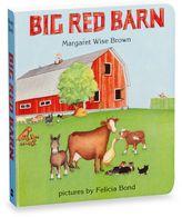 Bed Bath & Beyond Big Red Barn Board Book