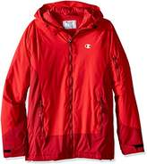 Champion Men's Technical Ripstop Ski Jacket With Hood