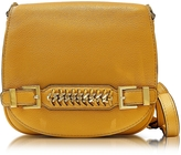 Diane von Furstenberg Iggy Leather Saddle Bag