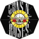 Music Band Guns N Roses Custom Umbrella Outdoor Supply Fashion Portable Foldable Bmbershoot