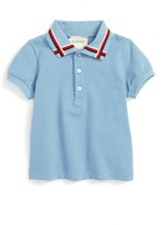 Gucci Infant Boy's Ribbon Polo
