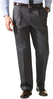 Dockers Never Iron Classic Fit Big and Tall Pleated Pants