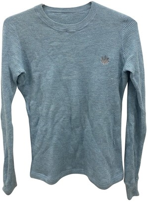 Lucien Pellat-Finet Lucien Pellat Finet Blue Cotton Knitwear for Women