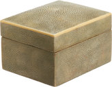 R & Y Augousti R&Y Augousti Medium Shagreen Box