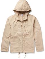 Arpenteur Mission II Waterproof Cotton-Canvas Hooded Jacket