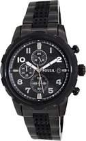 Fossil Dean FS4904 Men's Wrist Watches, Dial
